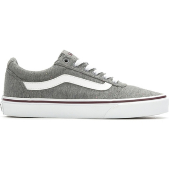 f287b8a3f16dc Vans Shoes | Ward Suiting Light Grayburgundy | Poshmark